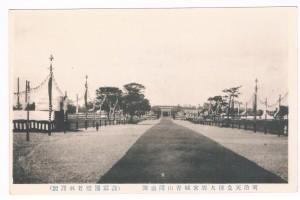 明治天皇御大喪(東京部)12